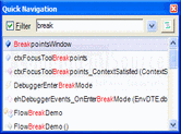 Screenshot of CodeRush for Visual Studio .NET (CodeRush with Refactor! Pro) - .NET - 14.1.8