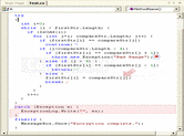 Screenshot of CodeRush for Visual Studio .NET (CodeRush with Refactor! Pro) - .NET - 13.2.9