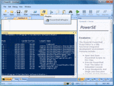 Screenshot of PowerSE - Application - V2.5
