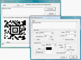 Screenshot of dBarcode.NET 2D Universal - .NET - V5.12
