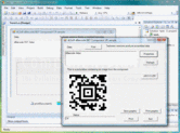 Screenshot of dBarcode.NET 2D Universal - .NET - V5.3
