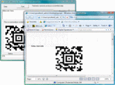Screenshot of dBarcode.NET 2D Universal - .NET - V5.31