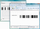 Screenshot of dBarcode.NET GS1 Databar - .NET Component - V5.12