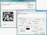 Screenshot of dBarcode.NET Datamatrix - .NET Component - V5.12