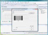 Screenshot of dBarcode.NET Standard - .NET Component - V5.3