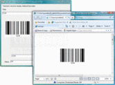 Screenshot of dBarcode.NET Standard - .NET Component - V5.31