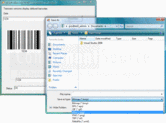 Screenshot of dBarcode.NET Standard - .NET Component - V5.12