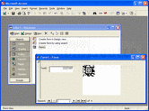 Screenshot of Active 2D Barcode Component - Aztec - ActiveX - V6.5