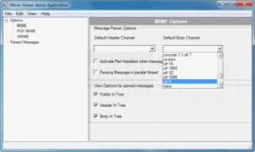Screenshot ofMIMEBlackbox .NET - .NET - Vendor - 12.0