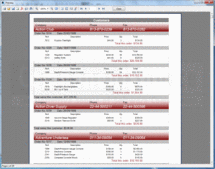 Screenshot of FastReport VCL - Professional Edition - 5.1
