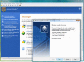 Screenshot of AdminStudio - Enterprise - V11.5 SP2