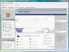 Screenshot ofAdminStudio - Professional - 2014