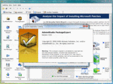 Bildschirmabzug von AdminStudio with Virtualization Pack - Standard - 2013 R2