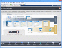 Screenshot of InstallShield Express - Application - 2013