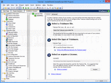 Screenshot of InstallShield - Premier - 2014