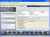 Screenshot of InstallShield - Professional German Edition - 2009