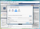 Screenshot of InstallShield - Professional - 2013
