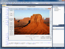 Screenshot of GdImageBox OCX - ActiveX - 2.9.0