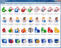 Screenshot of Grafile Medical Bonus Pack - Icons - 2012