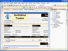 Screenshot ofActiveReports for .NET - .NET - V3.0 SP2