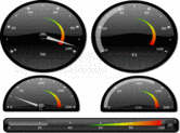 Captura de pantalla IBM ILOG Elixir Standard - Flex 4 - V3.0 Patch 10 (2.5 Patch 6)