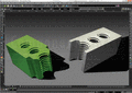 Screenshot of TurboCAD Pro