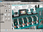 Screenshot of Kribi 3D - Component/Application - 2.0
