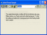 Screenshot of ActiveThreed Plus - ActiveX - V3.0