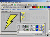 Screenshot of Designer Widgets - ActiveX/VBX - V2.0