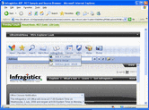 Screenshot of Infragistics NetAdvantage for ASP.NET - ASP.NET - 2013 Volume 1
