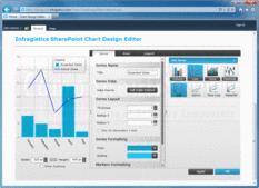 Screenshot ofInfragistics NetAdvantage for SharePoint - Add-In - 2012 Volume 2