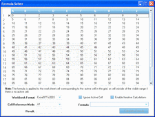 Screenshot of Infragistics WinGridExcelExporter - .NET Winforms - 2010 Vol 1