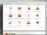 Screenshot of NetAdvantage ICONS - Legal Pack - V1.0