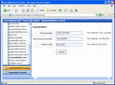 Screenshot of Janus Web ASP.NET Server Controls Suite - ASP.NET - V3.0
