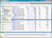 Screenshot of dotTrace Performance - Application - 5.5