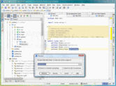 Screenshot of IntelliJ IDEA - Application - V12