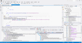 Screenshot of ReSharper - Add-In - 8.2