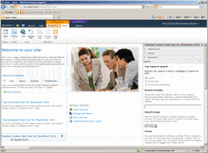 Screenshot of Knowledge Management Suite - Add-In - V2.4