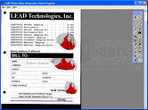 Screenshot of LEADTOOLS Document Imaging SDK - API, C++ Class Libraries, .NET, WPF/XAML, COM - V18