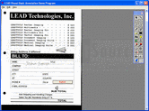 Screenshot of LEADTOOLS Document Imaging SDK - API, C++ Class Libraries, .NET, WPF/XAML, COM - v19