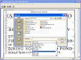 Screenshot of LEADTOOLS ICR Module - Module - V18