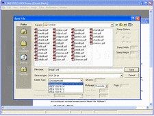 Screenshot of LEADTOOLS Raster PDF Plug In - Plug In - 17.5