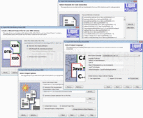 Screenshot of Liquid XML Studio - Developer Edition Pro Concurrent Users - 2009