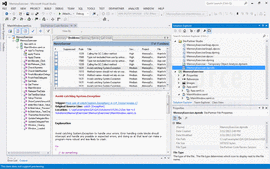 Screenshot of DevPartner Studio - Professional Edition - Named Users - V11.1