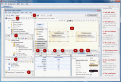 Screenshot of Modeliosoft C++ Solution - Application - 2.1