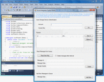 Screenshot of Azure Integrator - C++ Edition - V2