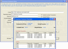 Captura de pantalla E-Banking Integrator - ActiveX/COM Edition - V3