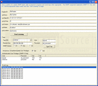 Screenshot of IP*Works! Secure SNMP - C++ Edition - V9