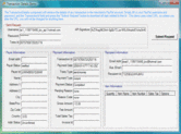 Screenshot of PayPal Integrator - Delphi Edition - V4
