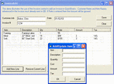 Screenshot of QuickBooks Integrator - .NET Edition - V6